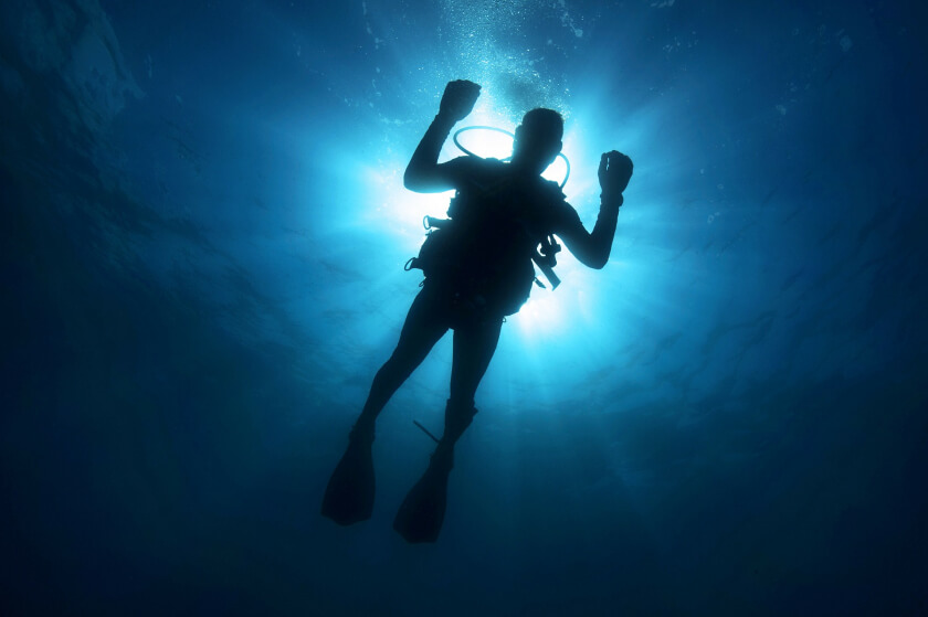 How deep can you dive? in 2020 15