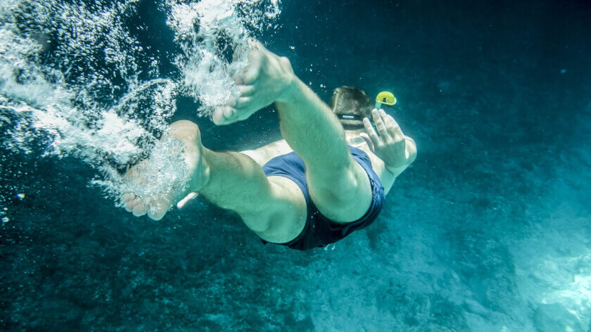 How deep can you dive? in 2020 13