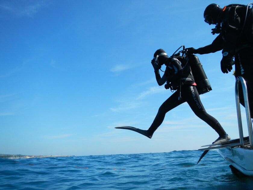 How deep can you dive? in 2020 14